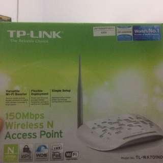 Wireless TP Link