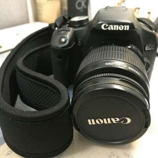 Canon 500D+EF50mm F1.8定焦鏡頭