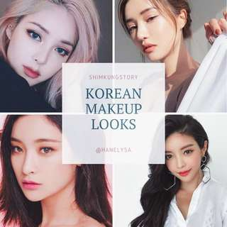 Freelance Korean Makeup-Style Artist