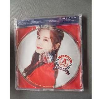 (UNSEALED) APINK // SUMMERTIME (サマータイム!) JAPAN SINGLE - CHORONG CD PLATE