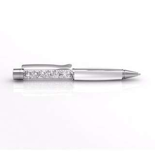 Swarovski Crystal Mini Pen white