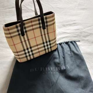 Burberry Mini Tote