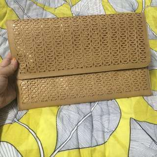 Gold Yellow Clutch