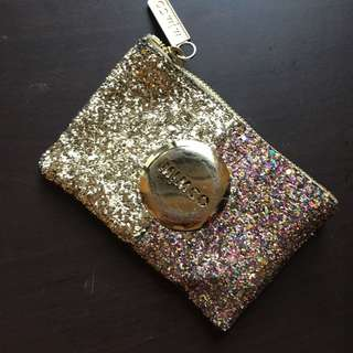 Mimco sequinned pouch