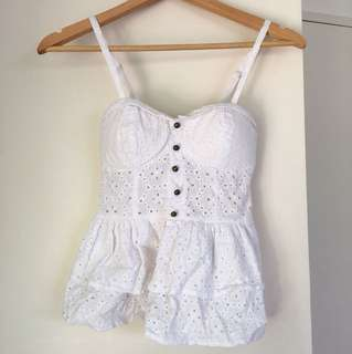 Summer Top Size 6
