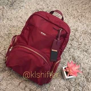 Tumi calais backpack[Ready stock]