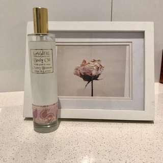 Cherry Blossom Fluer De Cerisier Body Oil 🌸