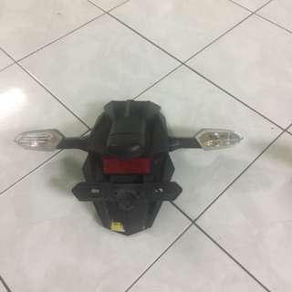 Ekor std ninja 250 2013
