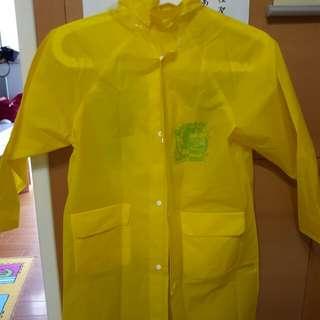 日本迪士尼大眼怪兒童雨衣#手滑買太多