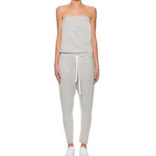 Viktoria and woods grey jumpsuit - size S