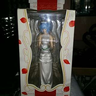 Bride Rei ayanami Wedding ver. Limited