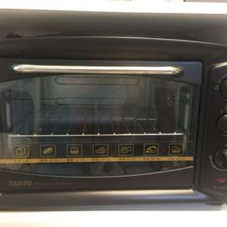 Sampo二手烤箱kz-sb30c