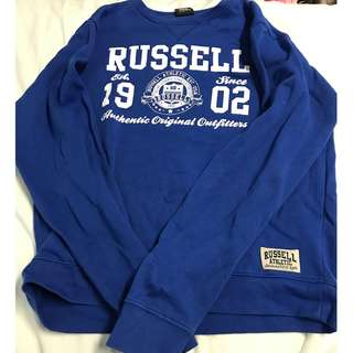 Size S/M Russell Jumper