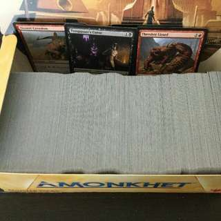 BOX of MIXED Kaladesh + Aether Revolt + Amonkhet/ Hour of Devastation + Ixalan COMMONS Cards (NM, unplayed) Magic The Gathering MTG