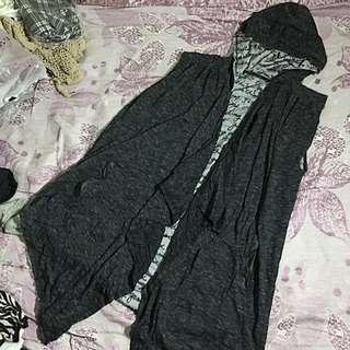 Woman double sided wearable