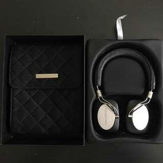 Bowers & Wilkins P5 wired Headphones (Super Mint) ( Harman Kardon B&W Yamaha Audiophile )