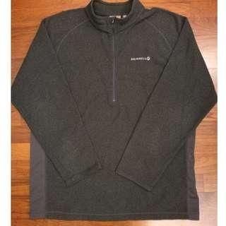 Merrell Men's Half Zip pullover 男半開拉鏈門襟套頭衫