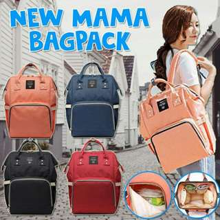 NEW MAMA BACKPACK