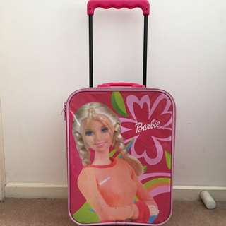 Barbie Suitcase