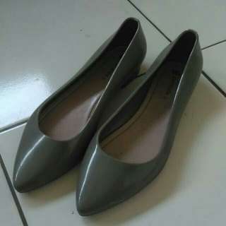 Jelly flatshoes
