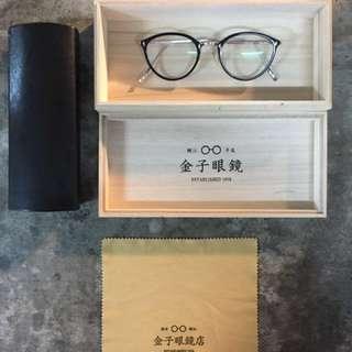 金子眼鏡 Handmade Glasses