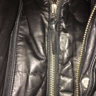 Mackage Down Glen Bomber Jacket LIMITED EDITION (negotiable)