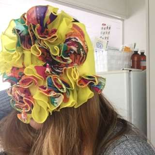 Bulk Summer headband/headpiece, multi purpose shawl,you can also wear it in your head and bikini bottom cover