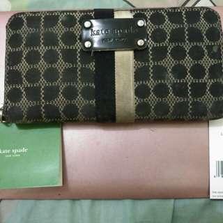 Original Kate Spade Wallet Neda Classic Noel Black (Authentic)