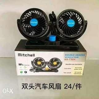 MITCHELL DOUBLE HEADED FAN