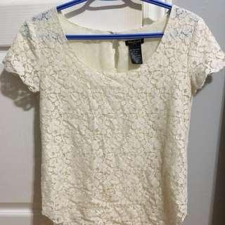 Talula lace blouse