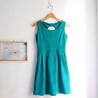 Backless Dress Tosca