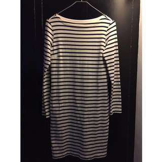 Uniqlo Striped Dress