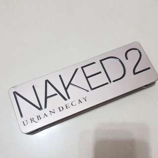 UD Naked 2 Eye Shadow Palette