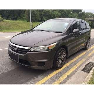 Rental - Honda stream (Uber / Grab / Personal)