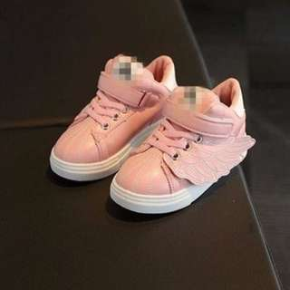 [NEW] pink wings sport shoes for girls