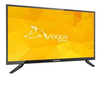 """Sparc 32"""" LED TV Black Vixen VX3200s"""