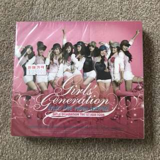Girls Generation INTO THE NEW WORLD