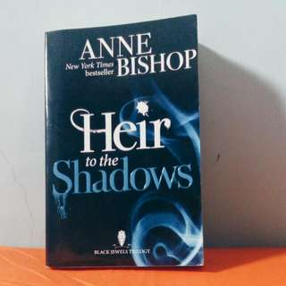 Heir To The Shadow by Anne Bishop