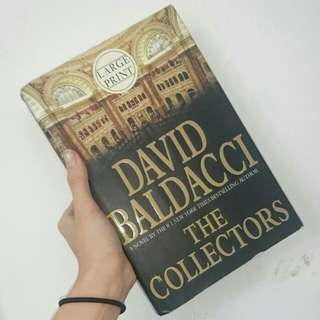 The Collectors (David Baldacci)- Hardcover Novel English
