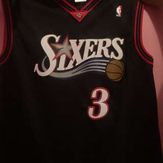 BRAND NEW ALLEN IVERSON NBA JERSEY