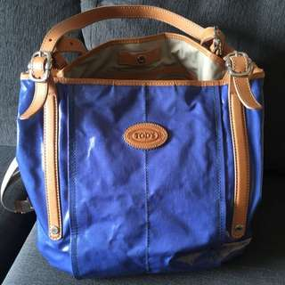 c52cb35d66 tods bag canvas | Luxury | Carousell Singapore