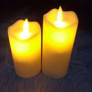 Led Candle (battery Operated)
