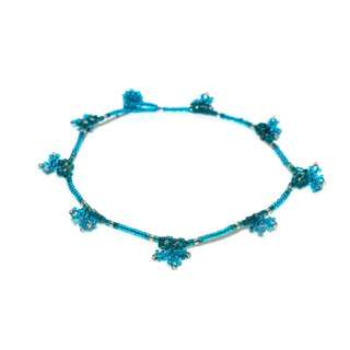 Glass Bead Anklets