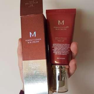 Missha Perfect Cover BB cream 50ml