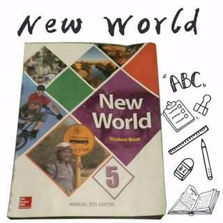 🚚 New World