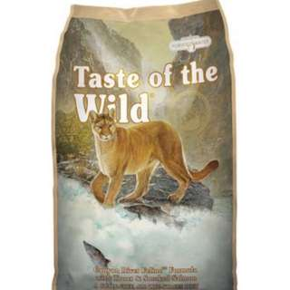 Pre order - Taste of the Wild Trout & Smoked Salmon 7kg