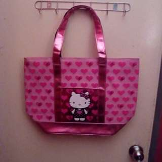 Hello Kitty insulated food bag