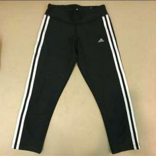 🚚 Adidas Climalite 七分運動褲
