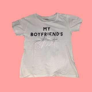 Bench statement tee shirt