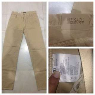 Authentic Versace Classic V2 Jeans. Size 32. Made In Italy. Excellent Condition!